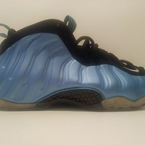 Nike Shoes - Nike Airfoam Posite University blue Size 10